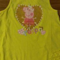 Vestidinho PEPPA - 24 a 36 meses - Peppa Pig
