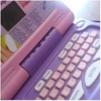 meu primeiro laptop Xuxa leia o anúncio -  - Candide