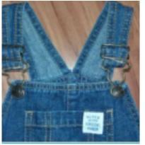 Jardineira jeans tam 2 anos - 2 anos - Carter`s