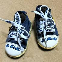 L128 - Tenis Kidy 17 - H/6 a 8 meses - - 17 - Kidy
