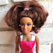 L251 - Boneca Fashion Doll -  Graciosa moreninha. -  - Importada