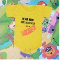 Body Sex Pistols - 0 a 3 meses - Vem Bebê