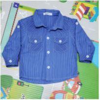 Camisa Tyrol - 6 a 9 meses - Tyrol