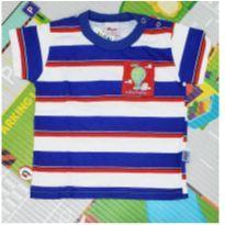 Camiseta Elian - 9 a 12 meses - Elian