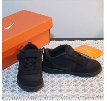 Nike Court Borough Low - preto - 25 - Nike
