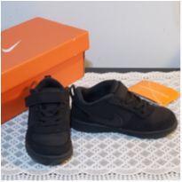 Nike Court Borough Low - preto - 25 - Nike