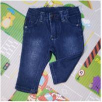 Calça jeans Teddy Boom - 3 a 6 meses - Teddy Boom