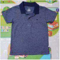 Camisa Polo Hering Kids - 3 anos - Hering Kids