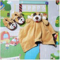 Naninha e pantufa de cachorrinho Sonho de Luz - 17 - Sonho de Luz