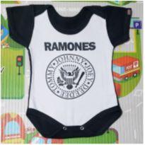 Body Ramones Art Rock - 6 meses - Art Rock