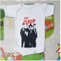 Body The Clash - 0 a 3 meses - Vem Bebê