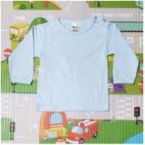 Camiseta Manga Longa MRD Baby - 3 a 6 meses - MRD Baby
