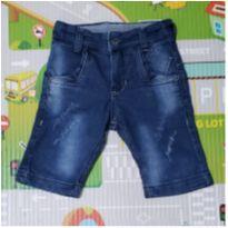 Bermuda V10 Jeans - 4 anos - Marca não registrada