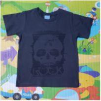 Camiseta Rock Malwee - 4 anos - Malwee