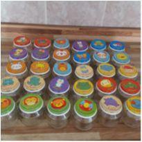 Coleção de potinhos Nestlé -  - Nestlé