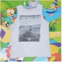 Camiseta Regata Milon - 4 anos - Milon