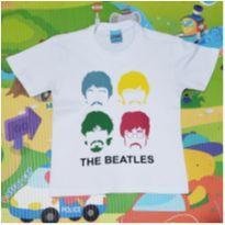 Camiseta dos Beatles - 2 anos - Bendita Augusta