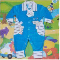 Macacão Circo - 6 a 9 meses - Infant baby