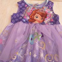 Vestido princesa shopia - 6 anos - Disney