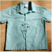Camisa manga curta Alphabeto tam.3 - 3 anos - Alphabeto