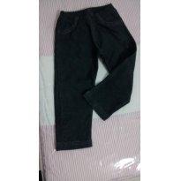 Calça jeans preta - 1 ano - Ano Zero