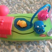 Brinquedo educativo Playskool - Sem faixa etaria - Playskool