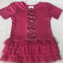 Vestido Piper baby - 3 anos - Não informada