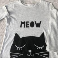 Camiseta gatinho Carter`s - 3 anos - Carter`s