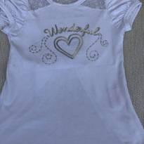 Camiseta Wonderful - 4 anos - Alakazoo!