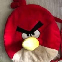 Mochila de pelúcia Angry Birds
