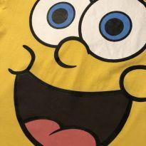 Camiseta Bob Sponja - 8 anos - Piticas