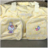 Sacola/Bolsa maternidade Hello Kitty -  - Hello  Kitty