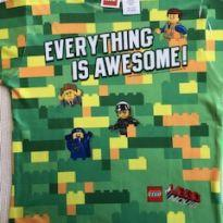 Camiseta The Lego movie - 4 anos - Lego