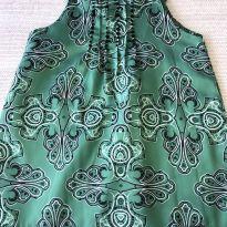 Vestido Green - 6 anos - Green