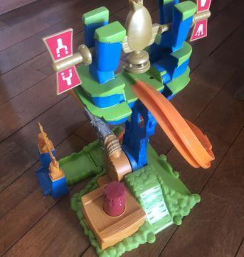 Pista Estilingue Angry Birds Go! - Sem faixa etaria - Hasbro