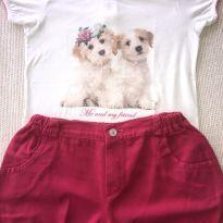 Conjunto Baby Fashion - 4 anos - Baby fashion
