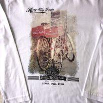 Camiseta manga longa Hommer - 8 anos - Hommer