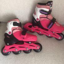 Patins in line rosa -  - brink
