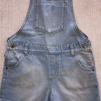 Jardineira jeans Palomino - 8 anos - Palomino