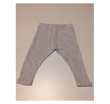 calça legging algodão com elastano zara baby - 9 a 12 meses - Zara Baby