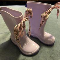 Galocha chuva lilás - 22 - Kidsplash