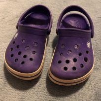 Crocs roxo - 22 - Crocs