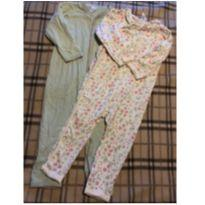 Lote de 2 pijamas - 9 a 12 meses - H&M
