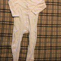 Pijama com pé e solado anti-derrapante - 12 a 18 meses - Mothercare
