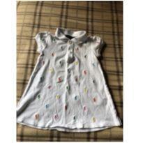 Camisa polo estilo bata - 18 meses - Ralph Lauren