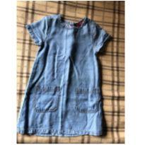 Lindo vestido jeans - 2 anos - Young dimension