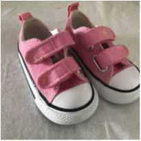 Tenis all star rosa chiclete com velcro - 20 - ALL STAR - Converse