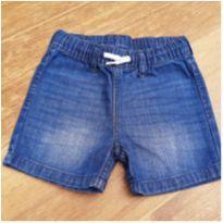 Bermuda jeans H&M - 2 anos - H&M