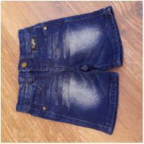 Bermuda jeans Tigor - 2 anos - Tigor T.  Tigre e Tigor Baby