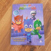 Livro PJ Masks -  - Ciranda Cultural